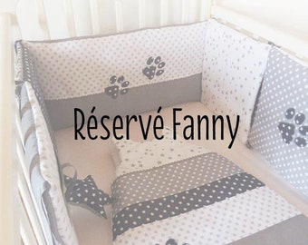 Reserved Fanny B.: changing pad mattress cover classic