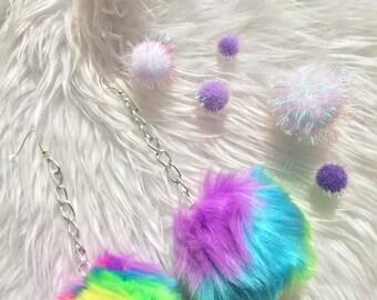 Rainbow Fluffies!