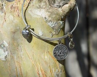 Virgo Zodiac Bracelet