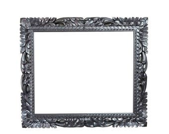 On sale 24x36 decorative wall mirror frame home decor ornate for Decorative wall mirrors for sale