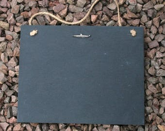 Submarine Slate Chalk Board, Messages, Lists , Tally Chart, Reminders Submariners Gift