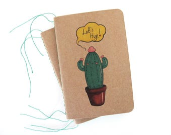 Cactus Series Notebook 3