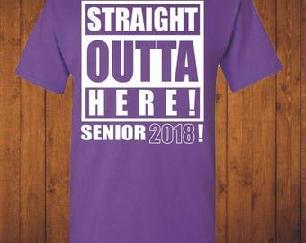 Senior shirt  Etsy