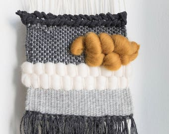 Woven Wall Hanging Weave Decor