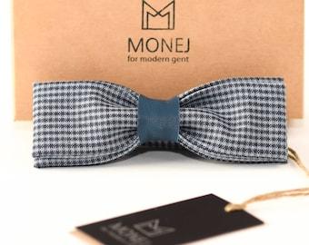 Blue Bow Tie, Checked Bow Tie, Skinny Bow Tie, Leather Bow Tie, Tartan Bow Tie, Groom Groomsmen Bow Tie, Pre-Tied Bow Tie, Wedding Bow Ties