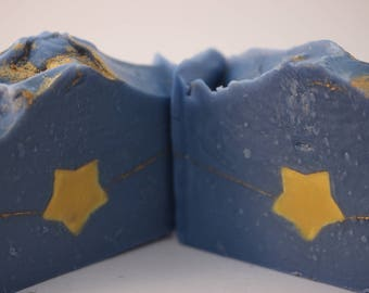 Gazing at a Star Soap