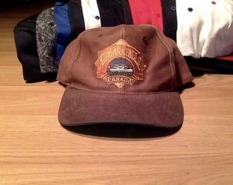 Vintage Niagara Falls Canada Snapback Hat