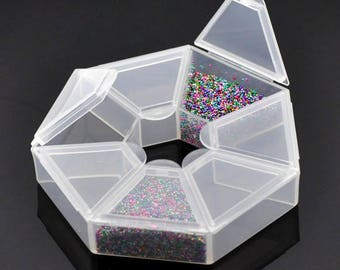 For Pearl 9x9x2cm storage boxes