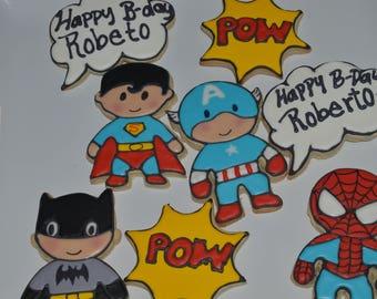 superhero-cookies