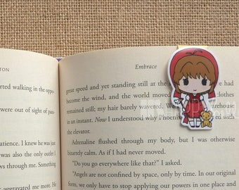 Magnetic Bookmarks • Magical Girl