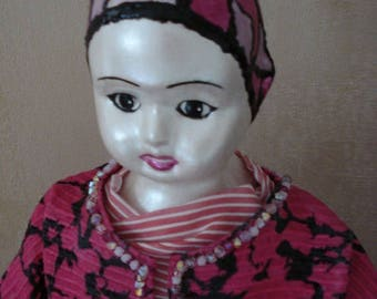 TUTTI FRUTTI / contemporary ART doll / Decoration