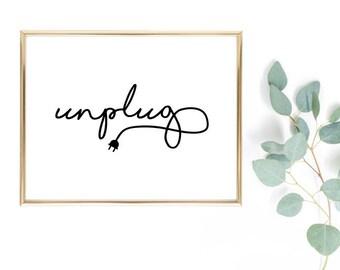 Unplugged Digital Download
