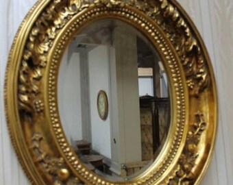 Baroque mirror wall mirror antique style AfPu416