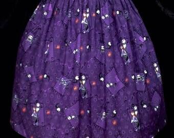 Nightmare Before Christmas Skirt (size UK 14)