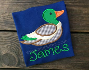 Mallard Duck SHIRT