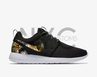 Realtree Camo Nike Roshe One Custom Men Women & Kids
