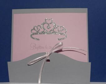 Princess Castle birth announcement