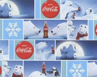 Coca-Cola Polar Bear Blocks-Sykel Enterprises-BTY