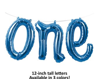 blue one balloons, babys first birthday decorations, baby boys 1st birthday party decor, photo props, backdrop, back drop, high chair, ideas
