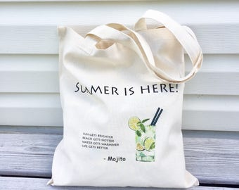 TOTE Bag - Summer is here