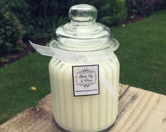 Scented Soy Candles. Candle Jars With Lids. Scented Candle Gifts. Gift For Her. Friend Gift. Home Decor. Mom Gifts. Room Fragrance