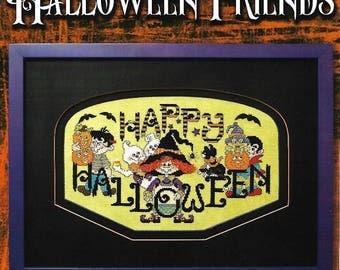 "STONEY CREEK COLLECTION ""Halloween Friends"" 