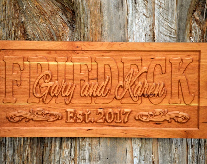 Personalized Wooden Sign Custom Wooden Sign Custom Carved Wooden Sign 3D Signs Custom Wooden Sign Carved Wooden Sign 3D Wooden Custom Sign