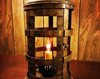Electrified Candle Lantern