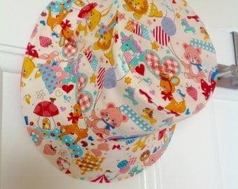 Cute Kawaii Animal Baby and Childrens Summer Bucket Hat