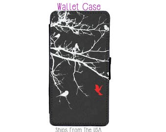 Samsung Galaxy S8 case - Samsung Galaxy S8 wallet case - Galaxy S8 case - Galaxy S8 wallet case