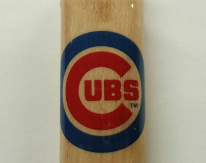Chicago Cubs BIC Lighter Case Holder Sleeve Cover Baseball MLB