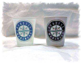 Seattle Mariners Shot Glass