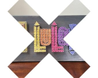 LuLaRoe Sign, LuLaRoe Consultant Sign, LLR Sign, Direct Sales Name Sign, LuLaRoe Name Sign, Sign Gift