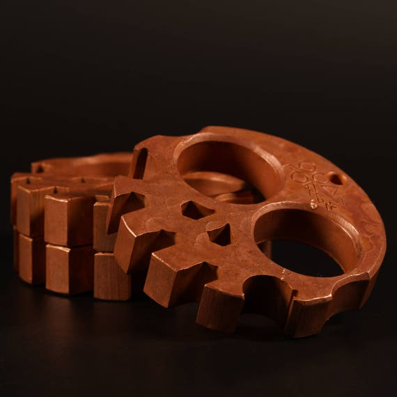 "Copper OOAK Forge Multi-Tool, .5"""