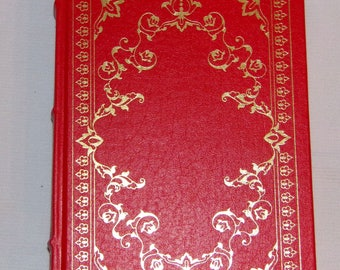 Crime and Punishment by feeder Dostoevsky Classic RARE Expensive Collectors edition by The Franklin Library Low & Fast Shipping