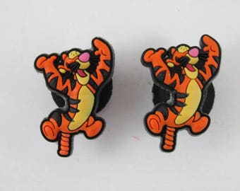 Jibbitz Tigger 2 Jibbitz, Tigger From Winnie The Pooh New