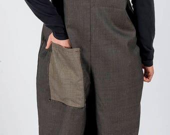Suit MoD. Licorice/Brown