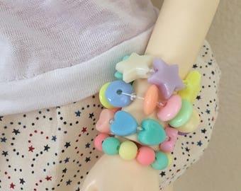 Bjd Pastel Bracelets