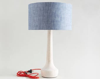 SPDR Maple Table Lamp - Mid Century Modern Lamp