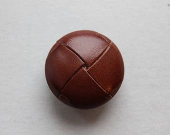 button, sewing, round, fancy, imitation leather