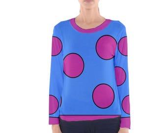 Womenu0027s Patti Mayonnaise Doug Inspired Long Sleeve Shirt