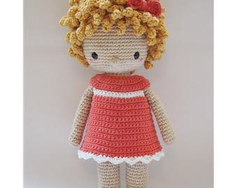 Coralie - Crochet Pattern by {Amour Fou}