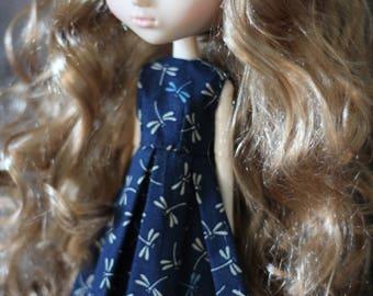 Pullip/Blythe japanese dress