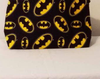 Batman makeup bag