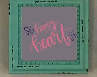 Instant Download_Happy Heart Print