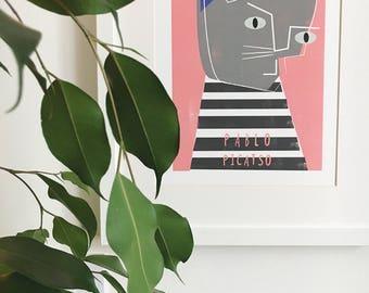 Pablo Picasso Print