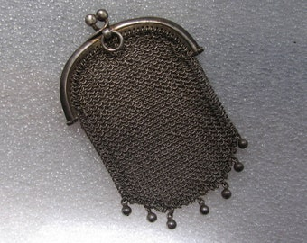 Exquisitely Perfect Chainmail Penny Purse