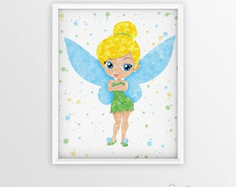 disney tinkerbell 3d puzzle instructions