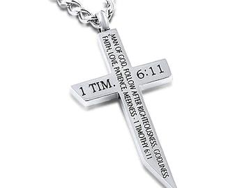 """Angle Cross """"Man of God"""""""