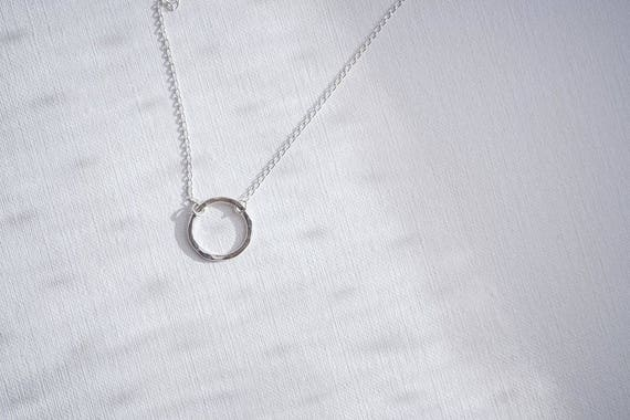 The Little One Pendant in Sterling Silver